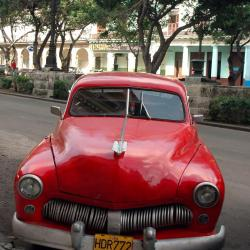 Red car @Cjy