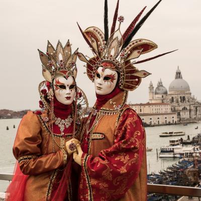 Carnaval Venise 2018 Marines poétiques de Meze