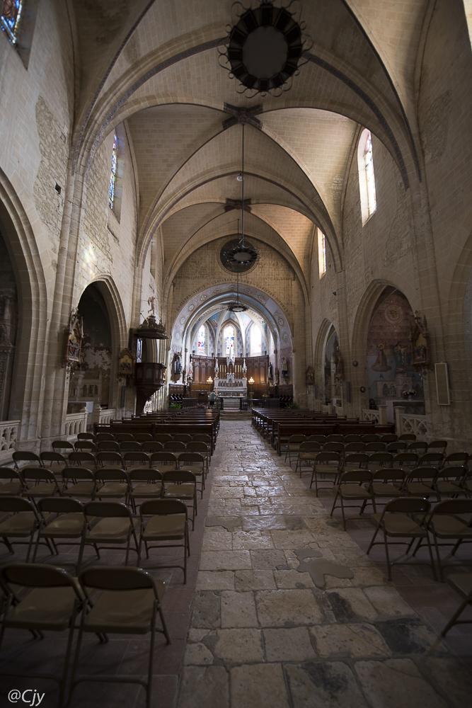 Eglise Sarrant