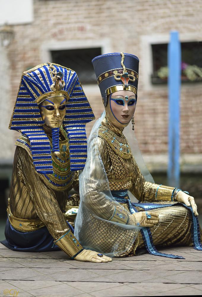 Pharaons a Venise